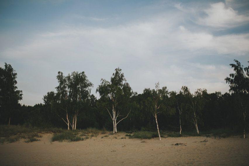 A SESSION AT SUNSET – GDAŃSK – A BEACH 1