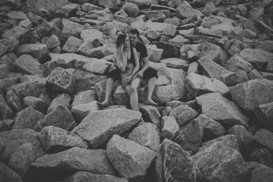 A SESSION AT SUNSET – GDAŃSK – A BEACH 4