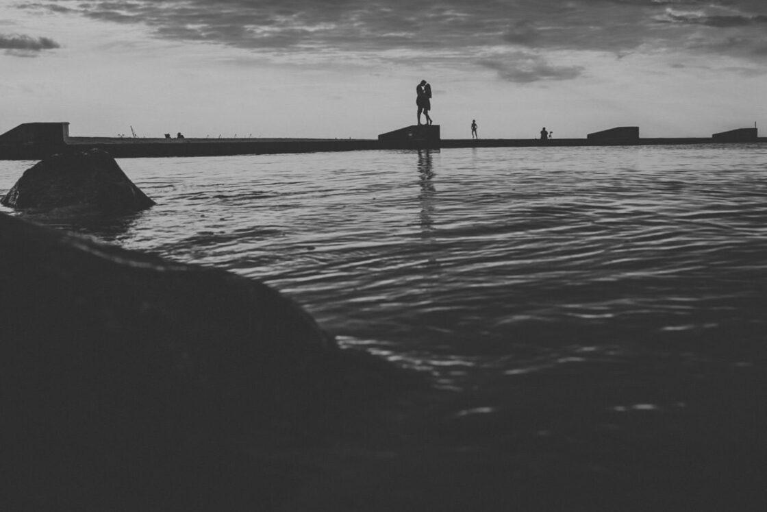 A SESSION AT SUNSET – GDAŃSK – A BEACH 11