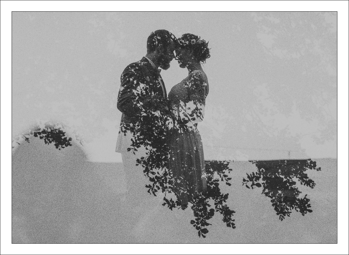 WEDDING STORY ON FILM J & A 28