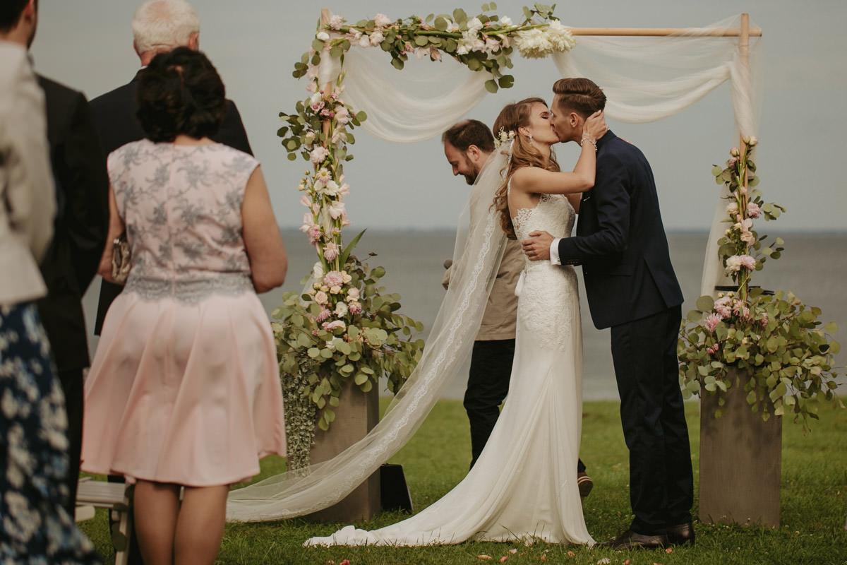 ceremonia ślubna rzucewo
