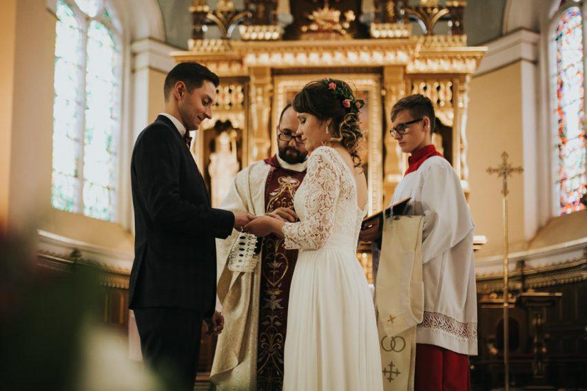 ślub bory tucholskie