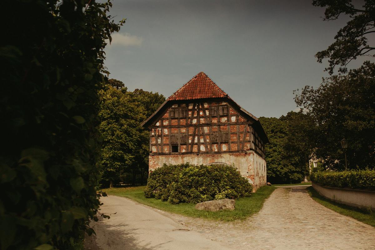 pałac i folwark galiny
