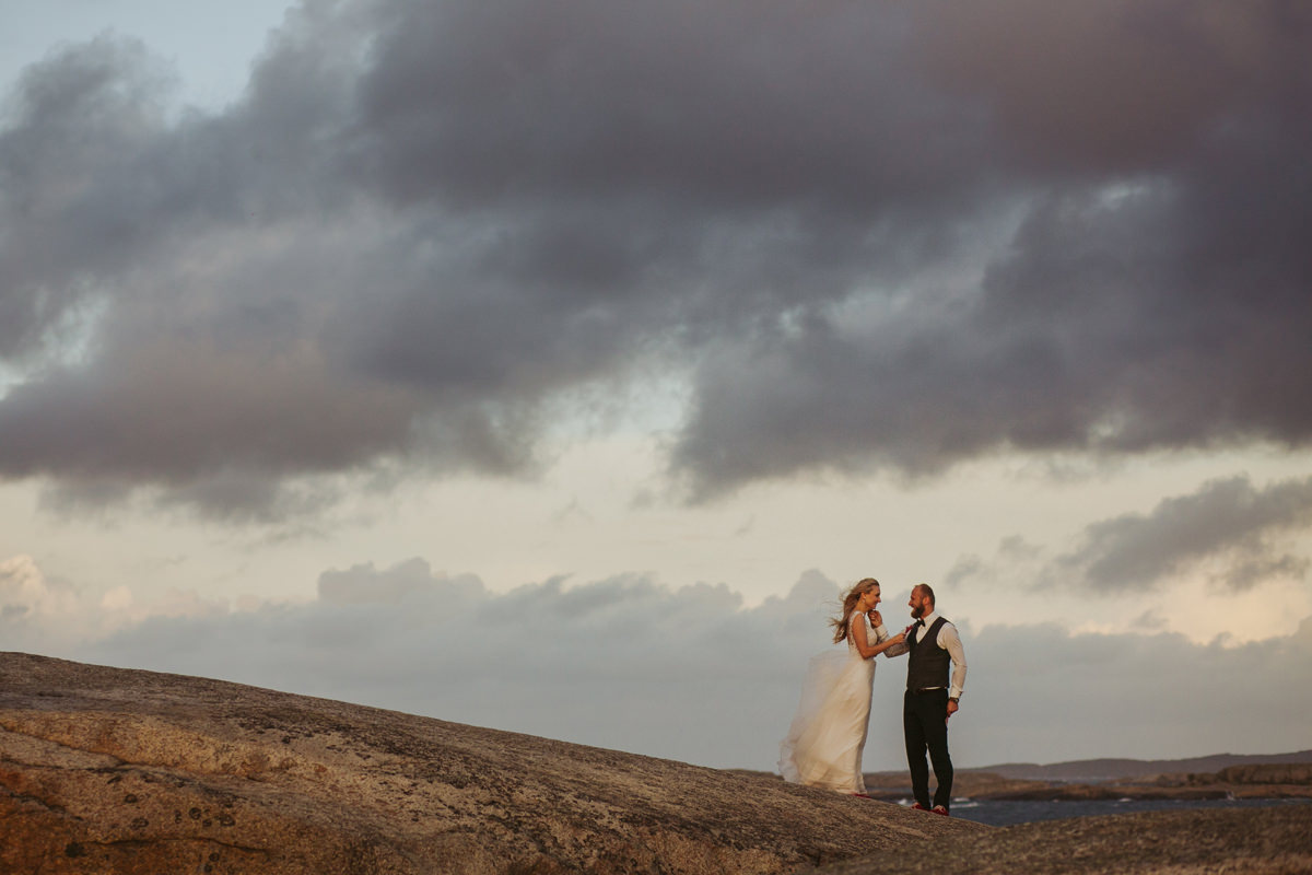 WEDDING SESSION – VERDENS ENDE – THE WORLD'S END 11