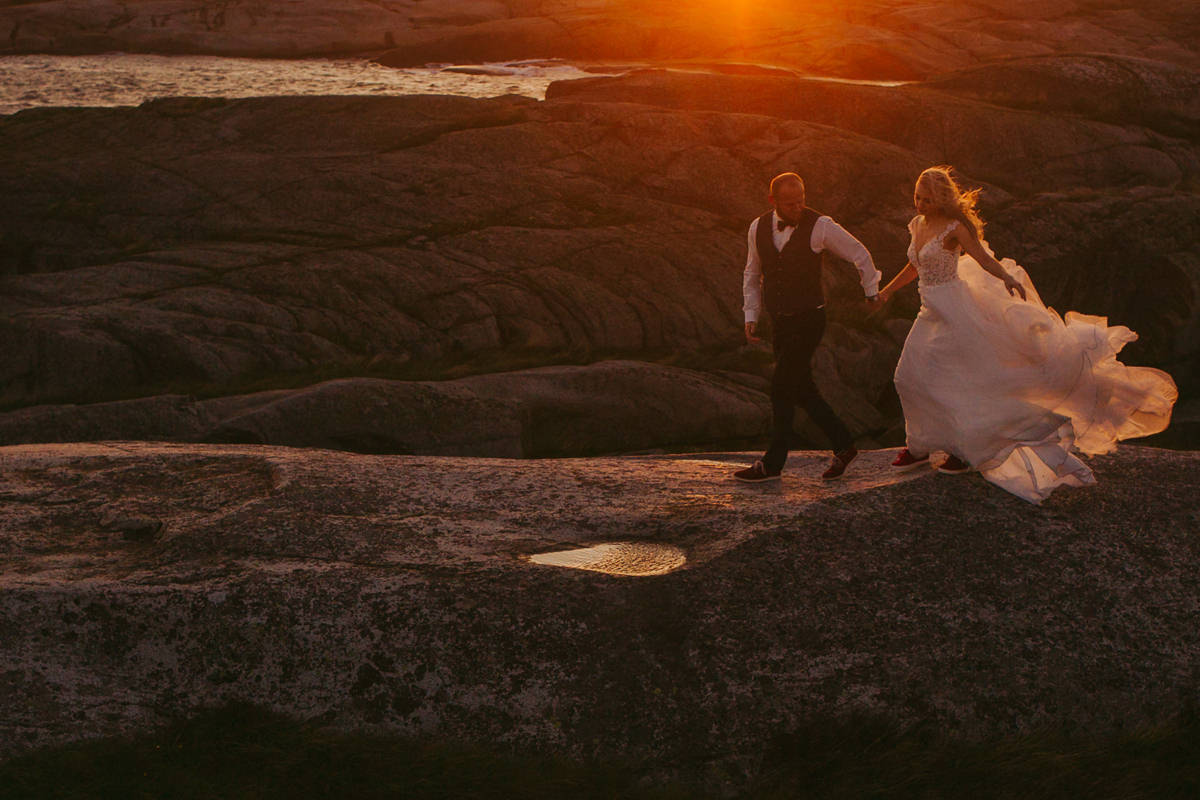 WEDDING SESSION – VERDENS ENDE – THE WORLD'S END 20