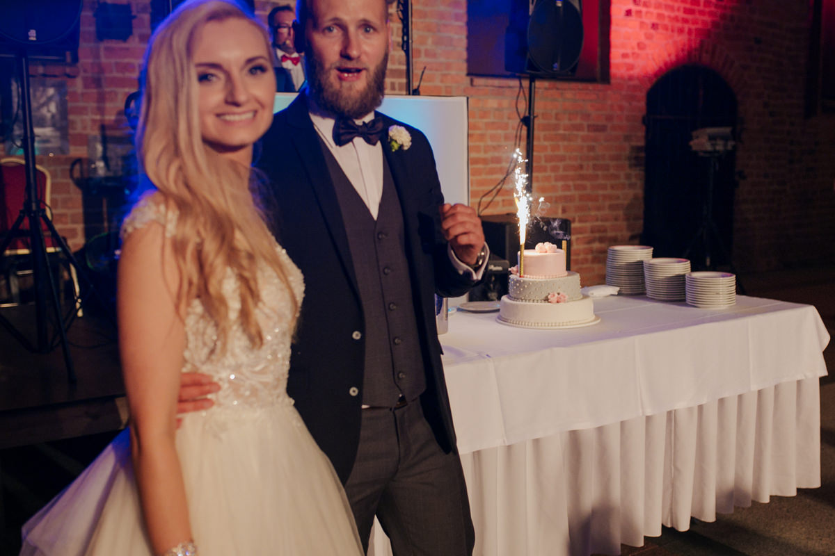 A WEDDING IN GNIEW CASLE 66