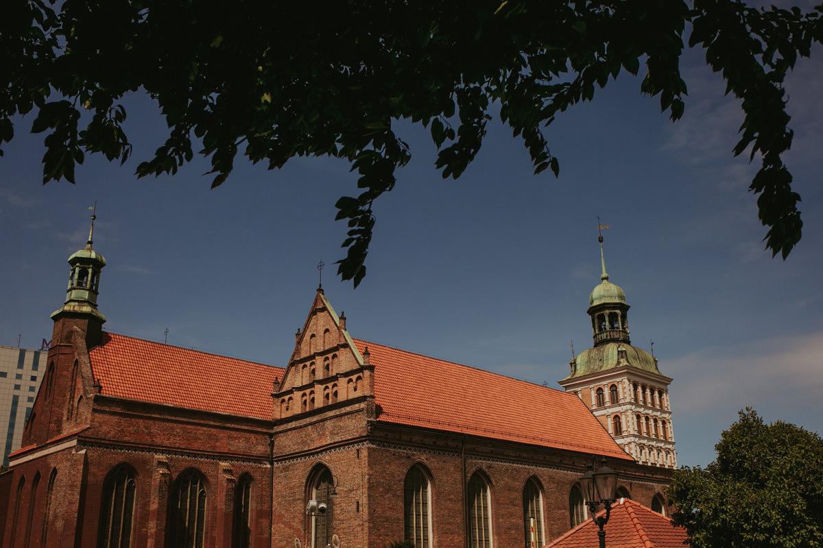 Bazylika sw Brygidy w Gdansku