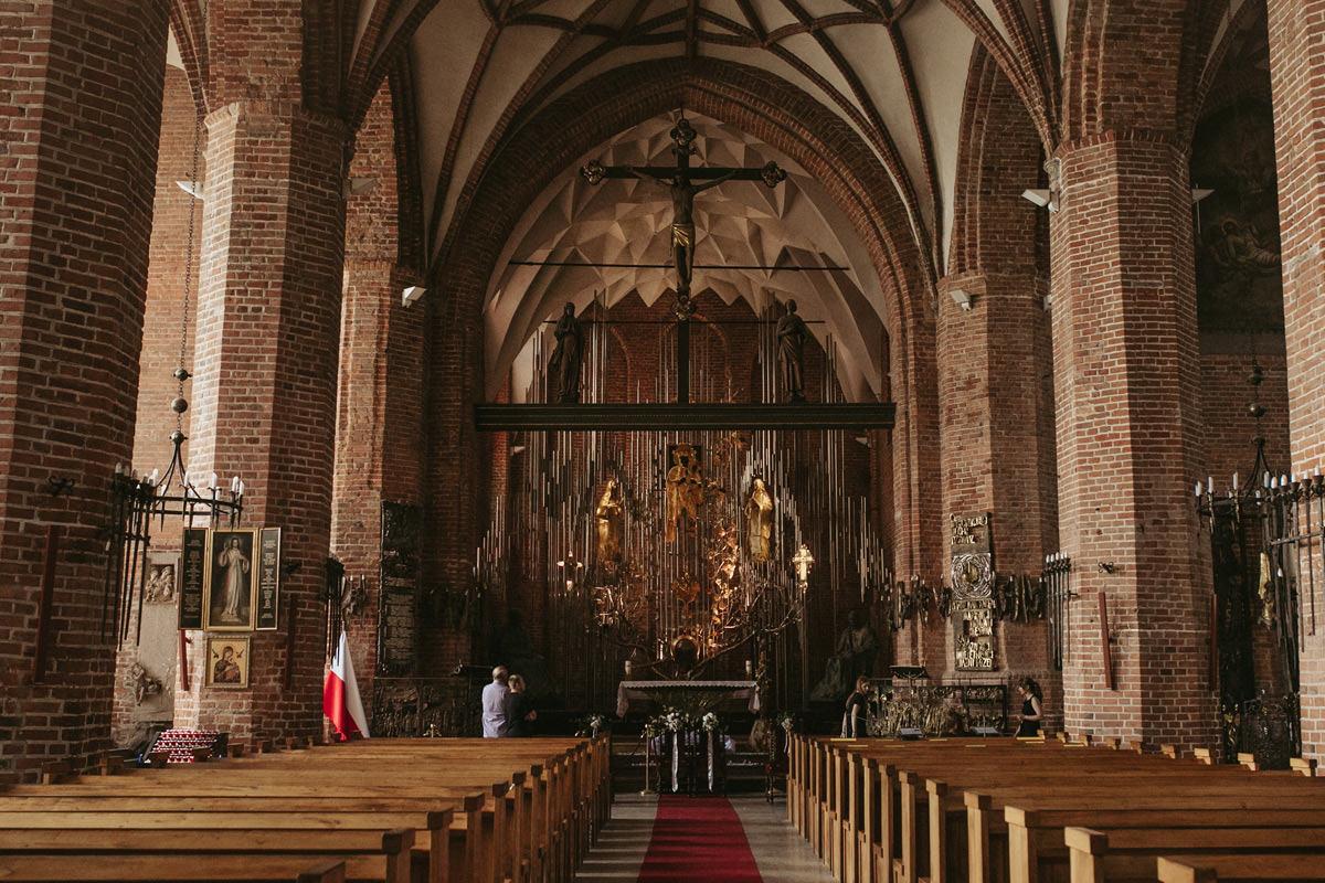 196 bazylika sw brygidy w gdansku