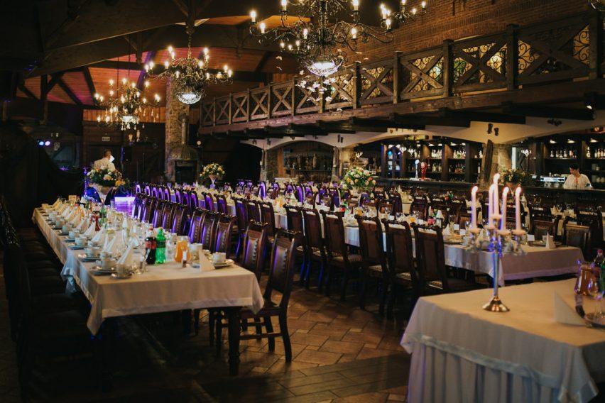 wesele bory tucholskie w gościńcu