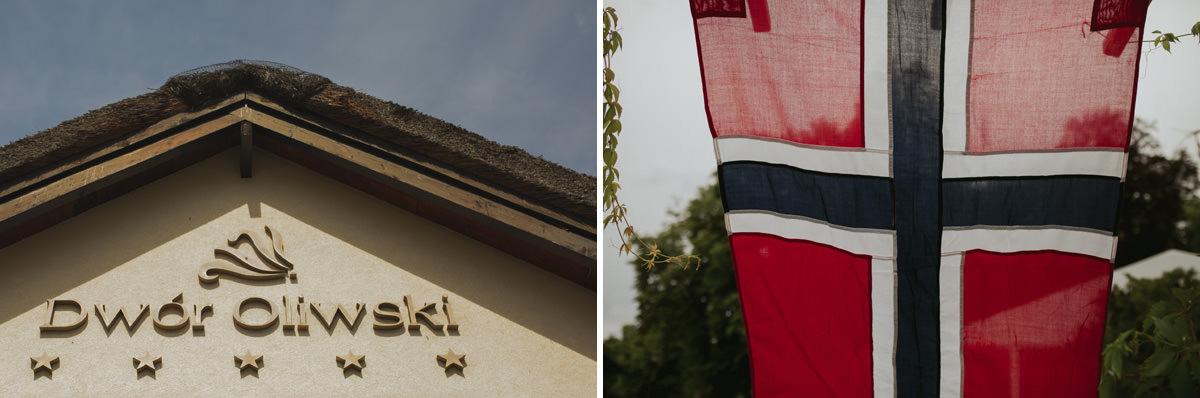 dwór oliwski gdansk