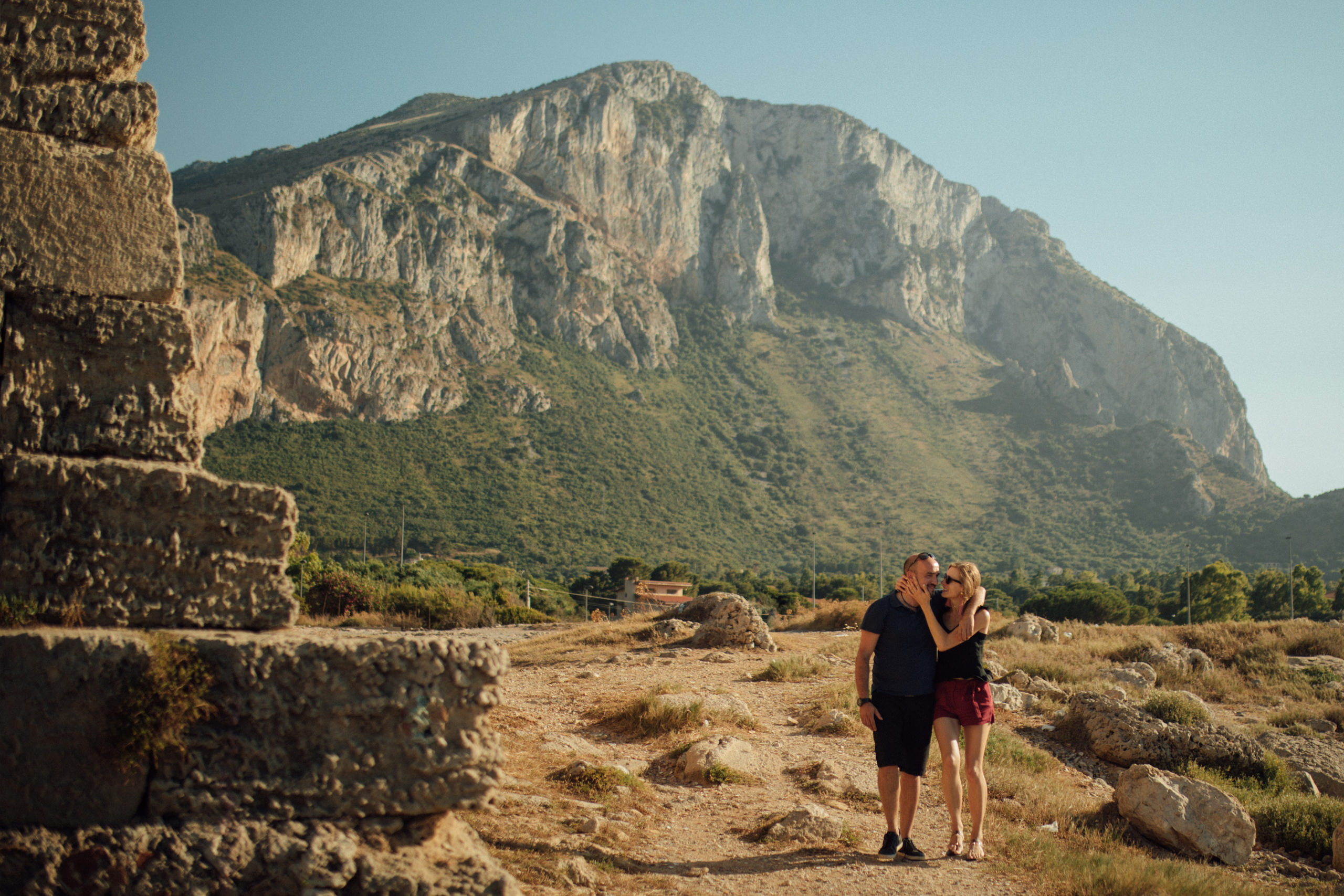 AN ENGAGEMENT SESSION IN SICILY 1
