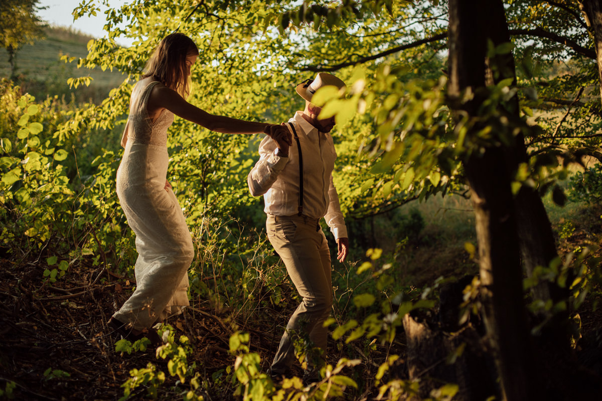 A PICTURESQUE KASHUBIAN WEDDING SESSION 3