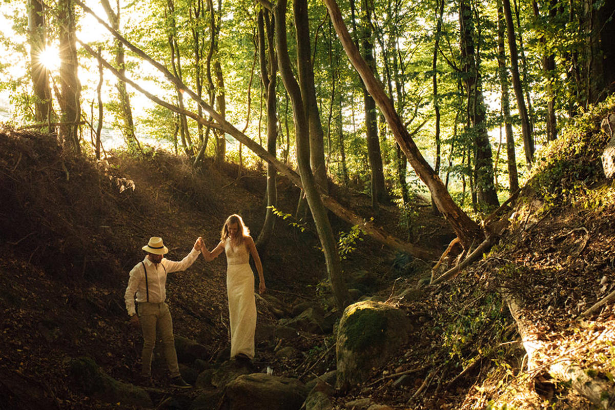 A PICTURESQUE KASHUBIAN WEDDING SESSION 7