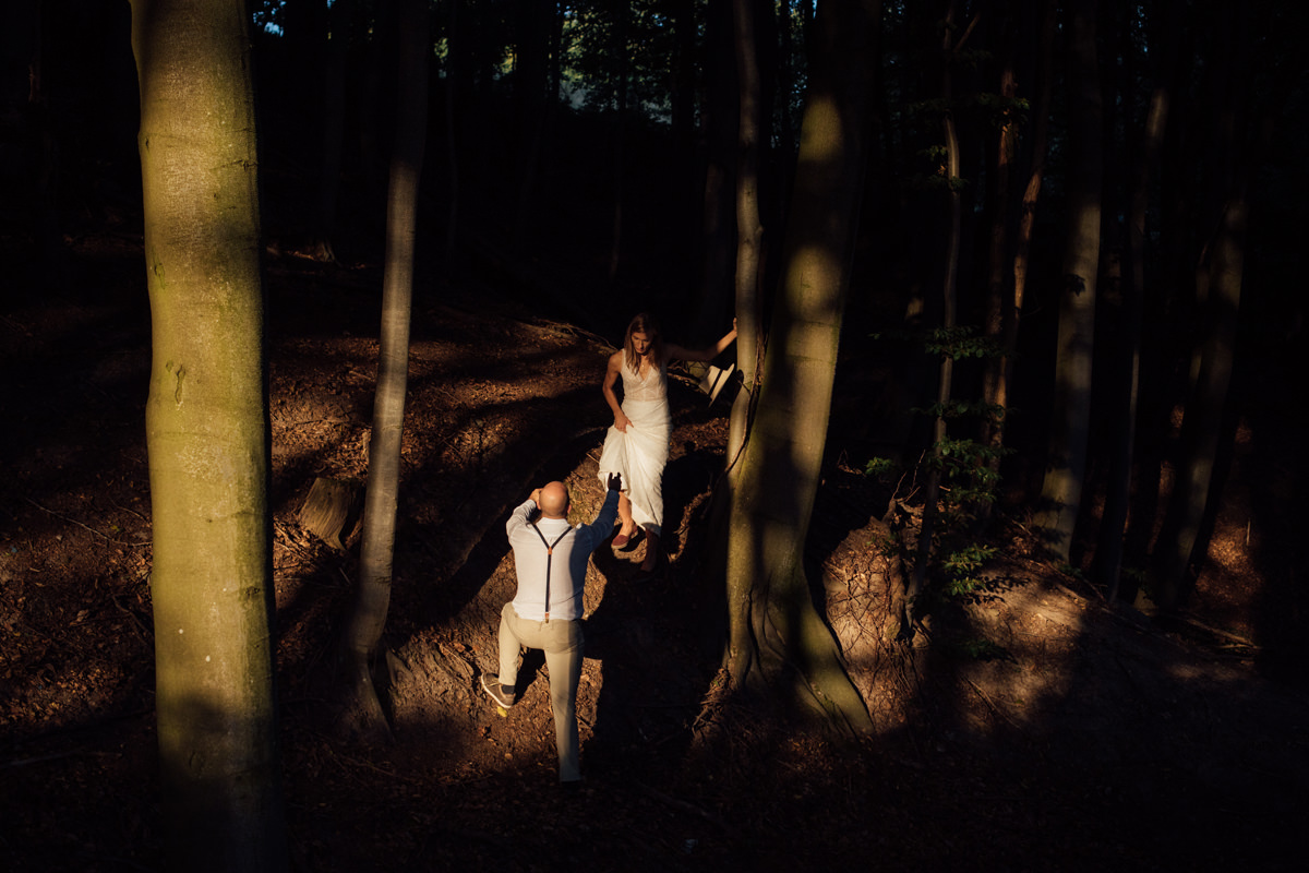 A PICTURESQUE KASHUBIAN WEDDING SESSION 19