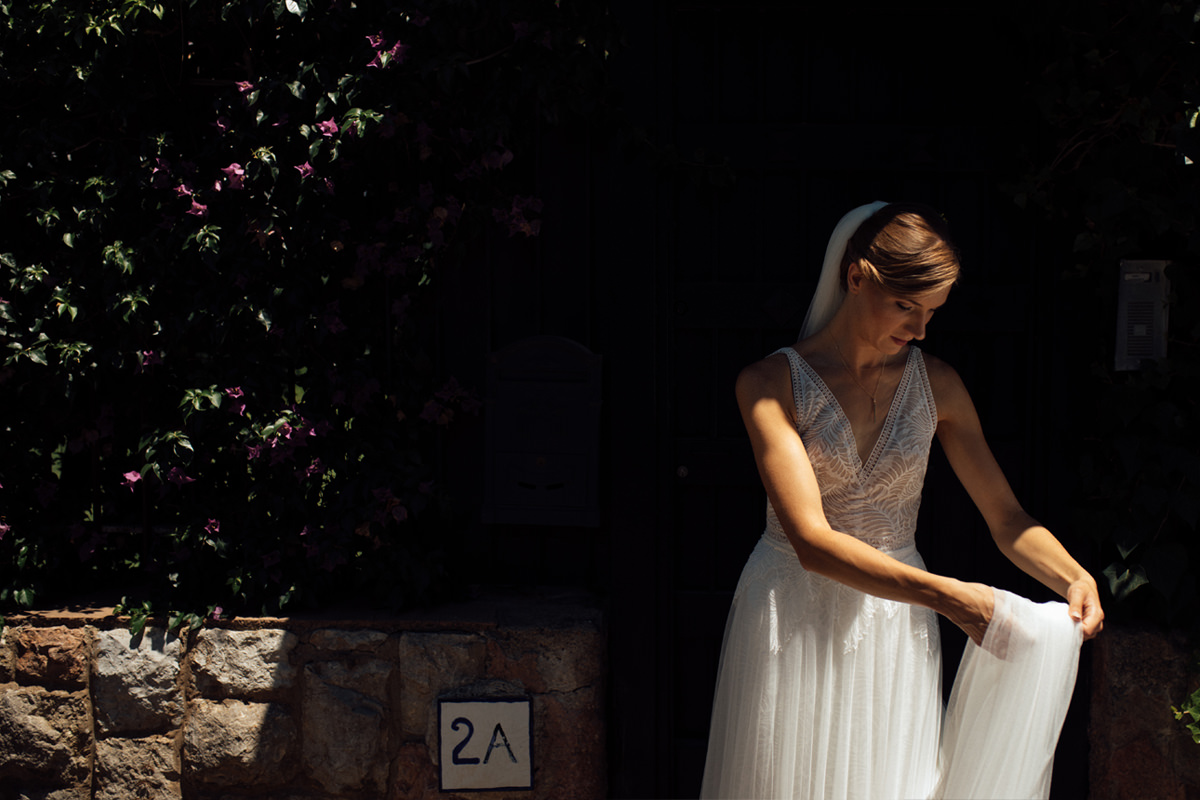 AN ITALIAN WEDDING AND RECEPTION 26