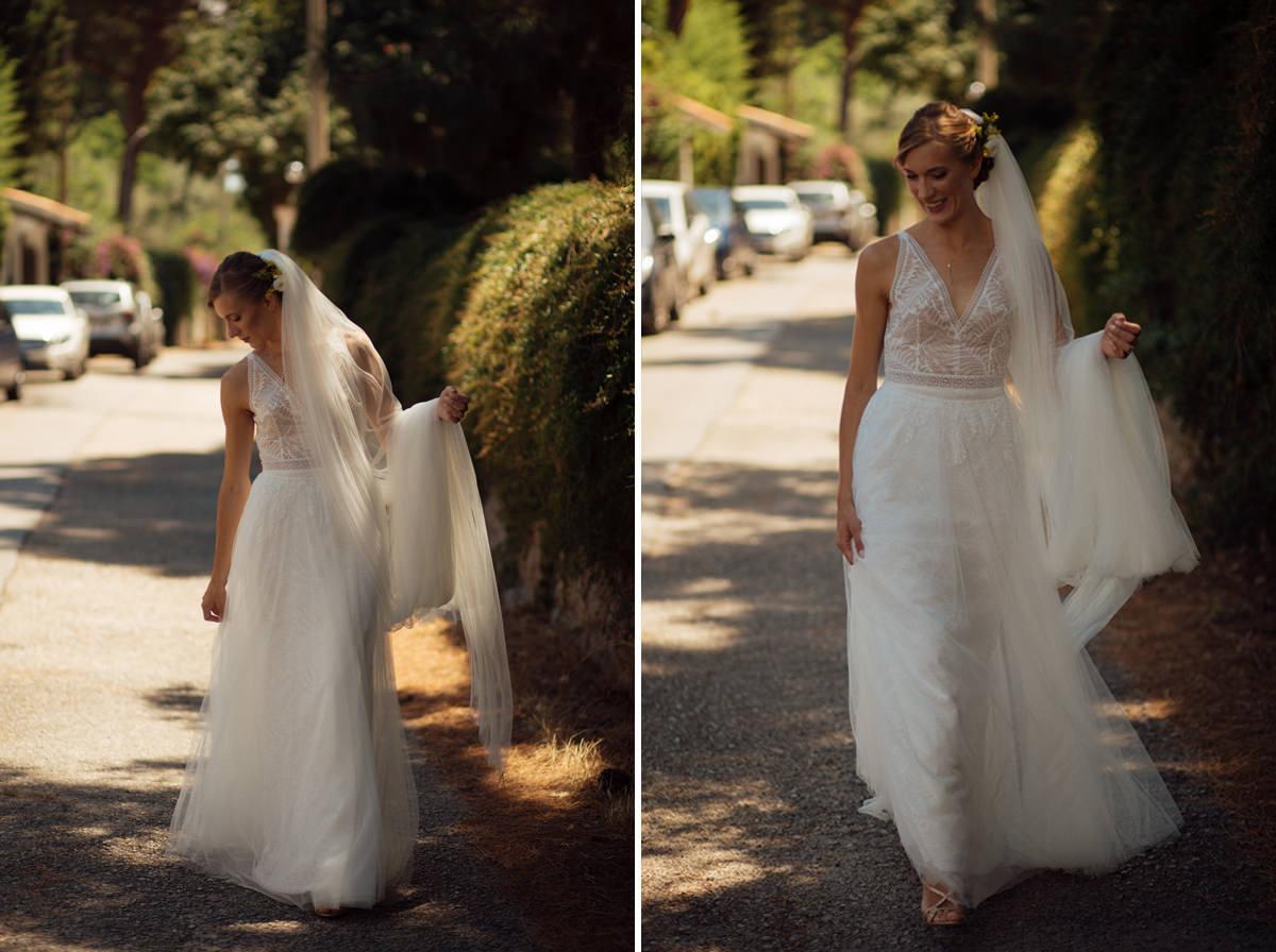 AN ITALIAN WEDDING AND RECEPTION 28