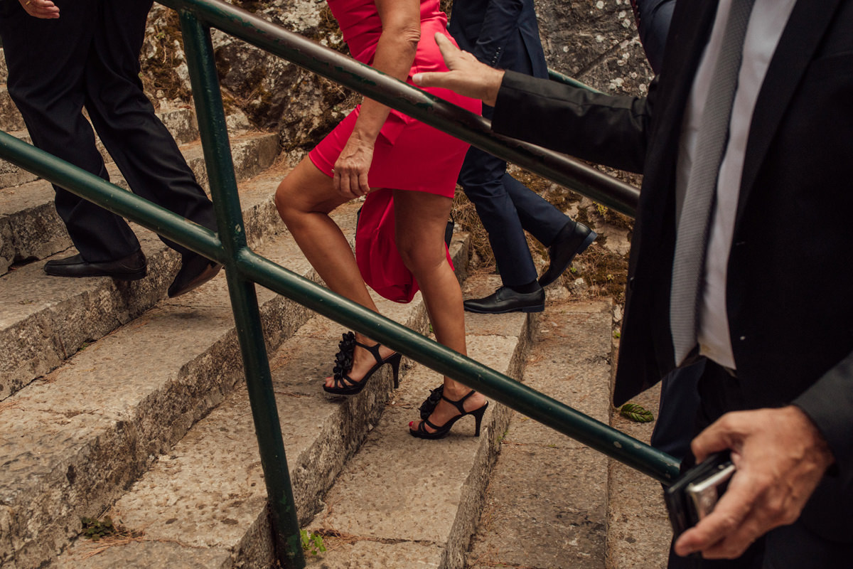 AN ITALIAN WEDDING AND RECEPTION 33