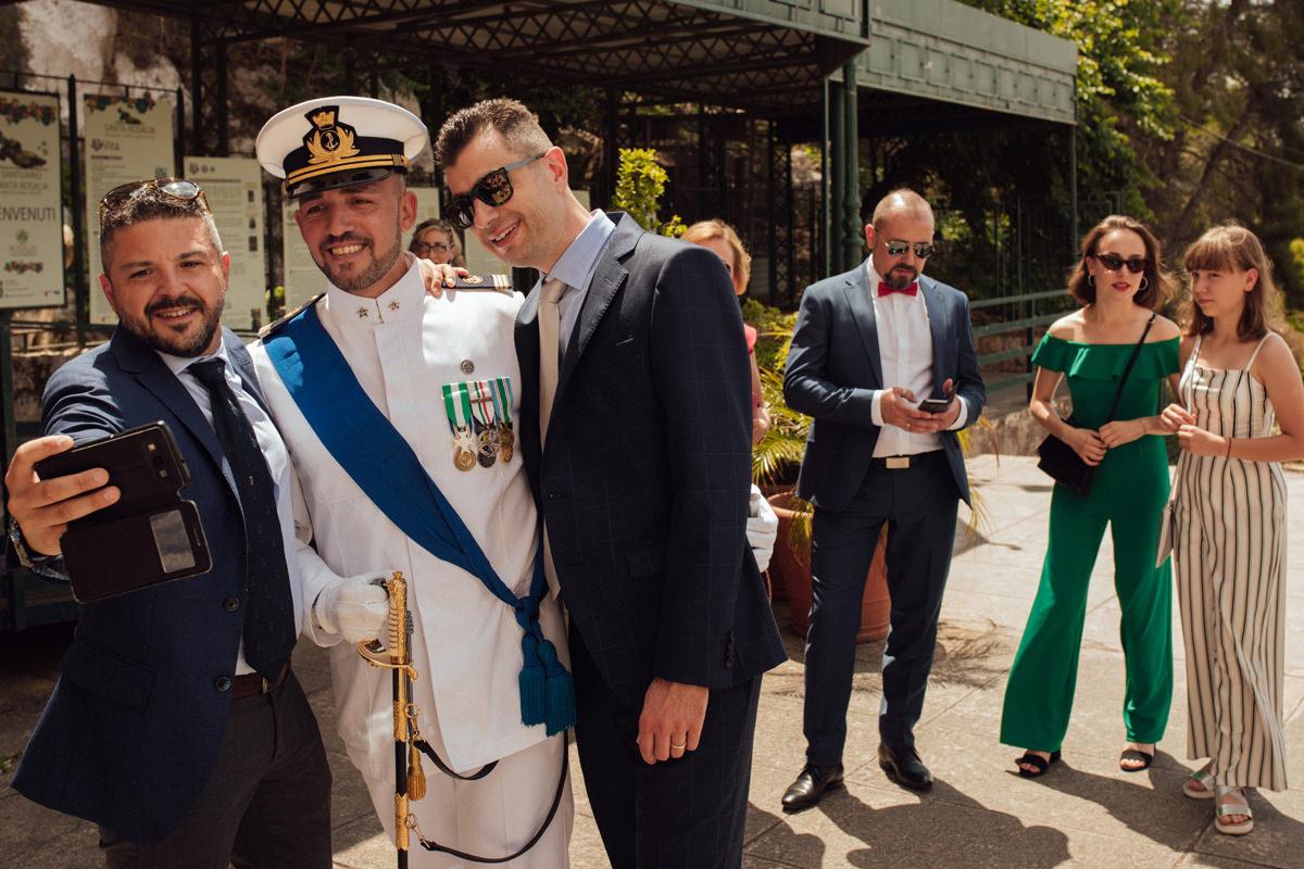 AN ITALIAN WEDDING AND RECEPTION 34