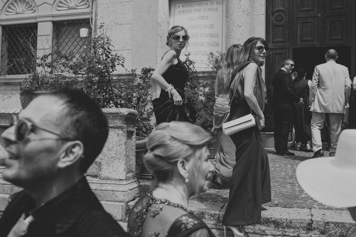 AN ITALIAN WEDDING AND RECEPTION 37