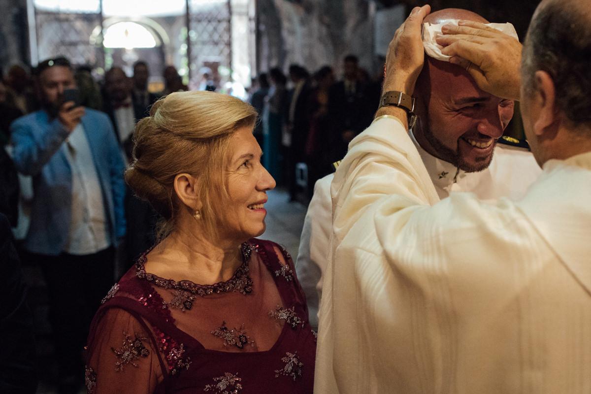 AN ITALIAN WEDDING AND RECEPTION 42