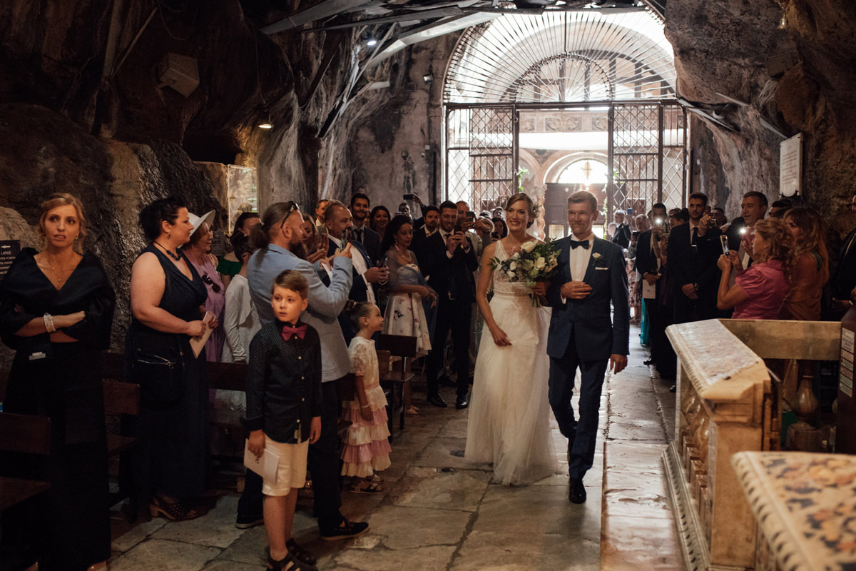 AN ITALIAN WEDDING AND RECEPTION 43