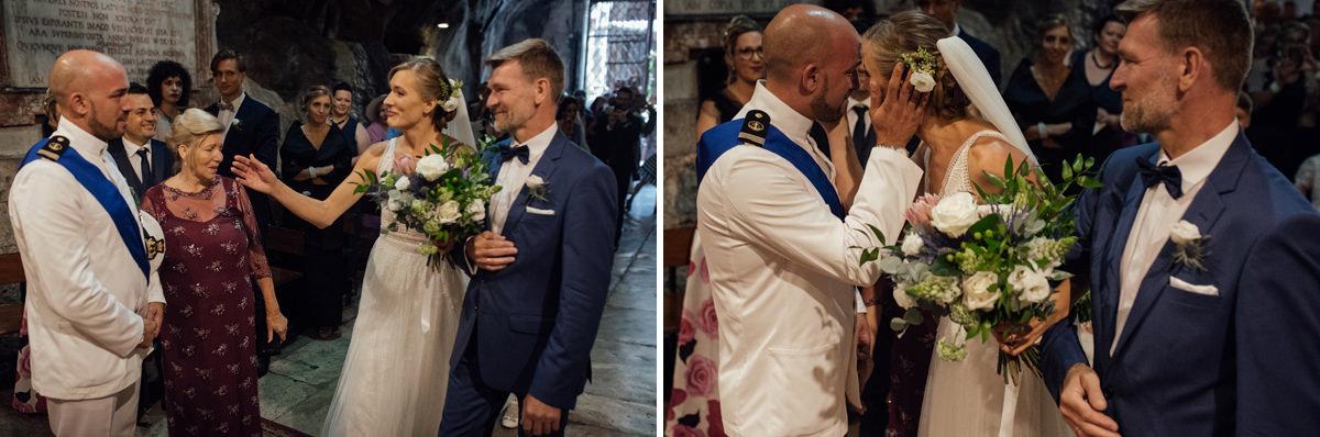 AN ITALIAN WEDDING AND RECEPTION 44