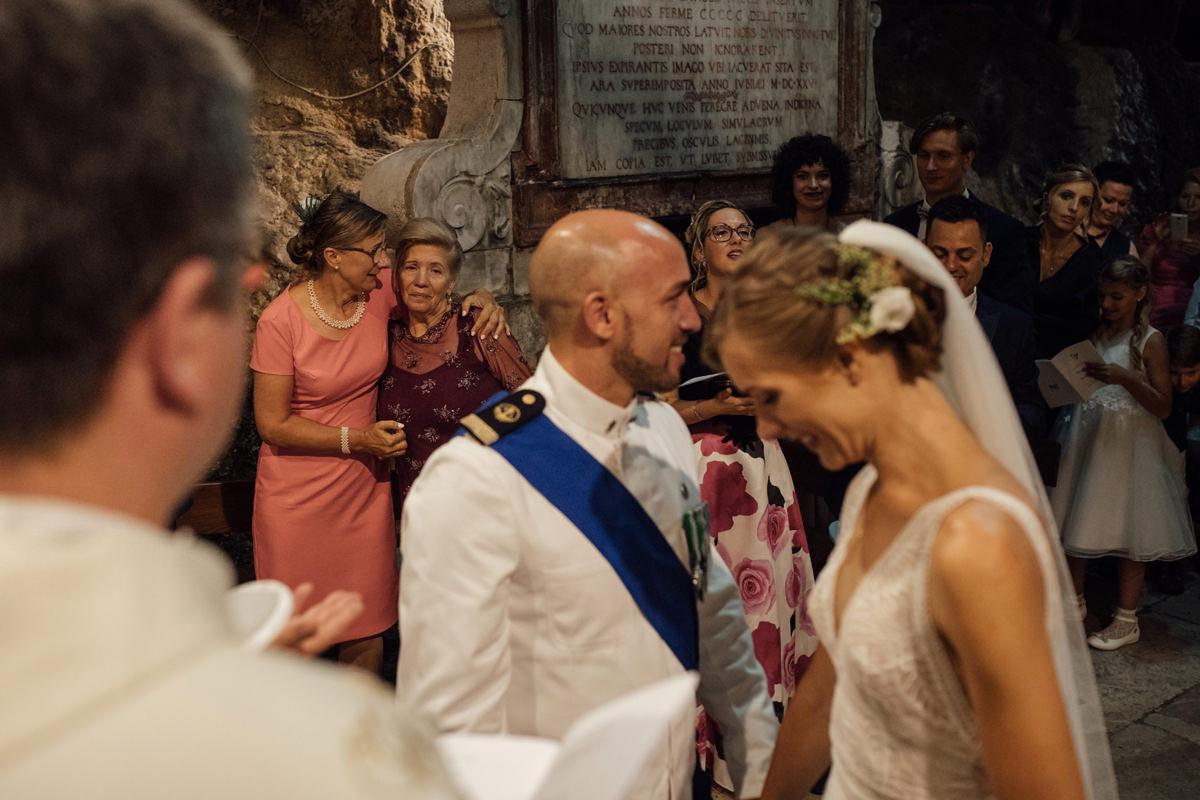 AN ITALIAN WEDDING AND RECEPTION 55