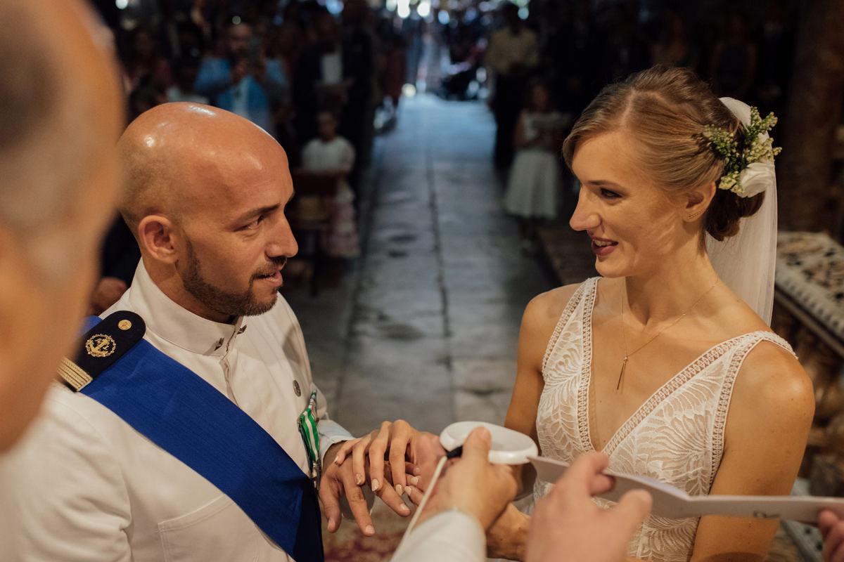 AN ITALIAN WEDDING AND RECEPTION 56