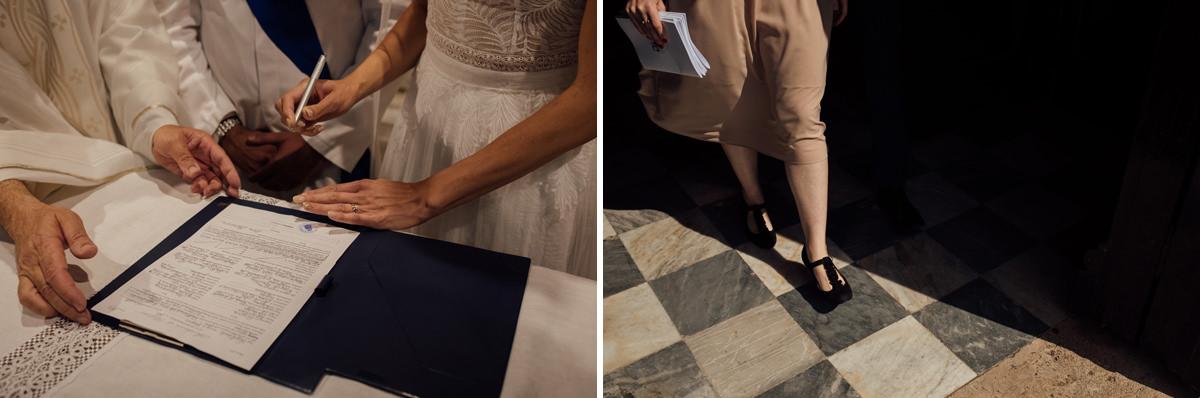 AN ITALIAN WEDDING AND RECEPTION 60