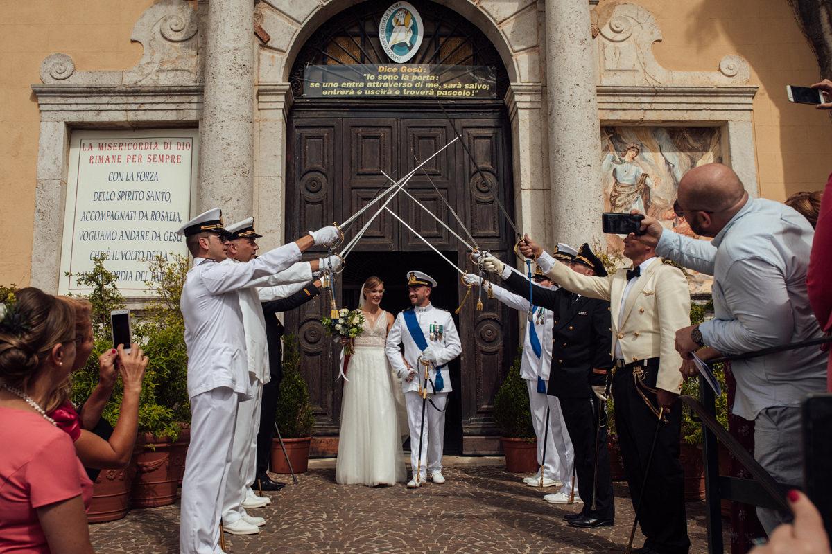 AN ITALIAN WEDDING AND RECEPTION 61