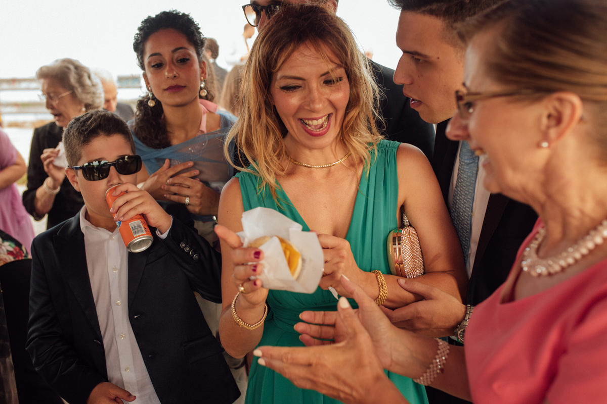 AN ITALIAN WEDDING AND RECEPTION 66