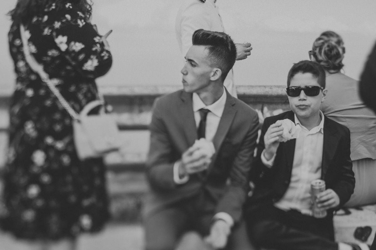 AN ITALIAN WEDDING AND RECEPTION 72