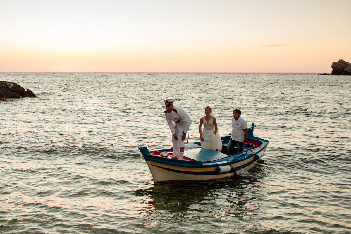 AN ITALIAN WEDDING AND RECEPTION 89