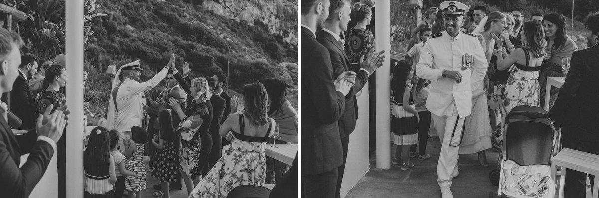 AN ITALIAN WEDDING AND RECEPTION 93
