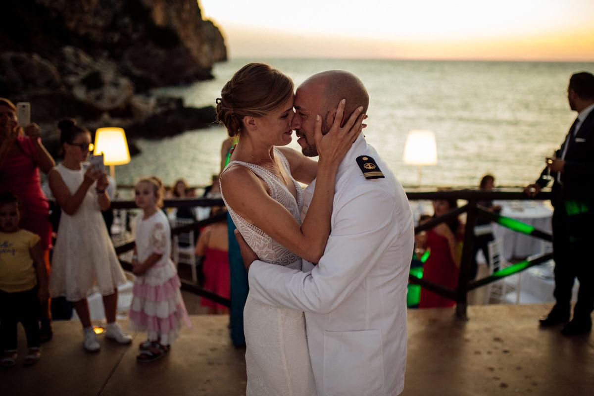 AN ITALIAN WEDDING AND RECEPTION 95