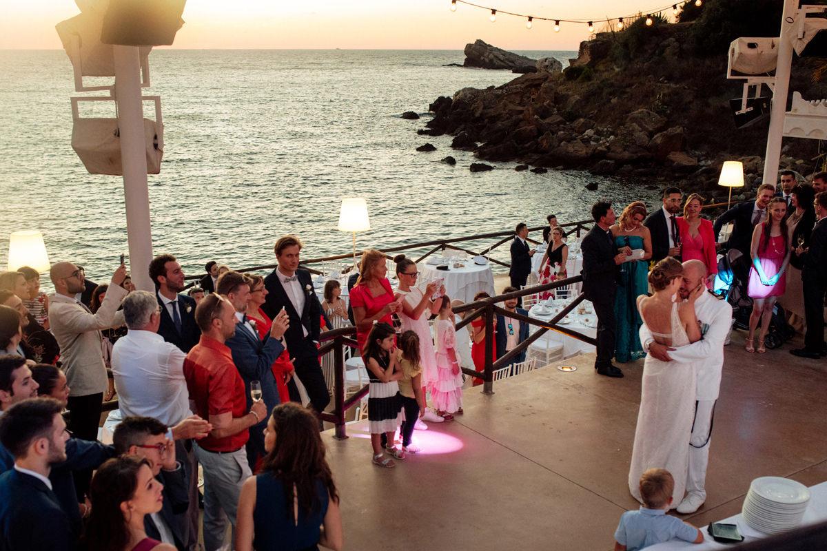 AN ITALIAN WEDDING AND RECEPTION 96
