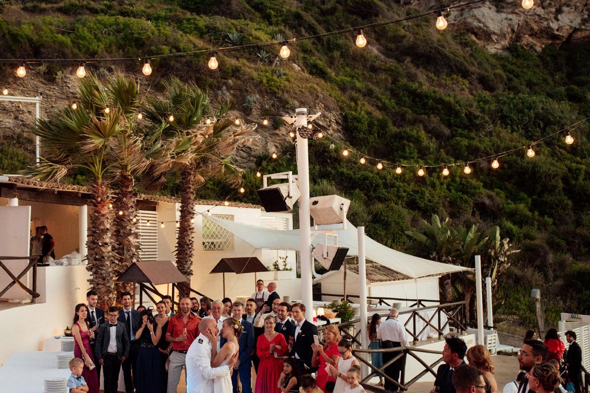 AN ITALIAN WEDDING AND RECEPTION 97