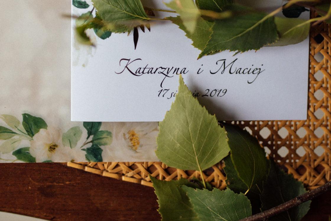 PALACE WIERZBICZANY – A WEDDING IN GNIEWKOWO 6