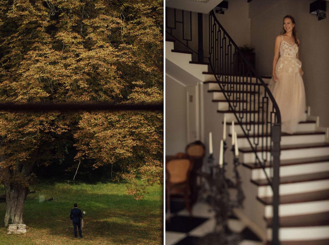 PALACE WIERZBICZANY – A WEDDING IN GNIEWKOWO 12