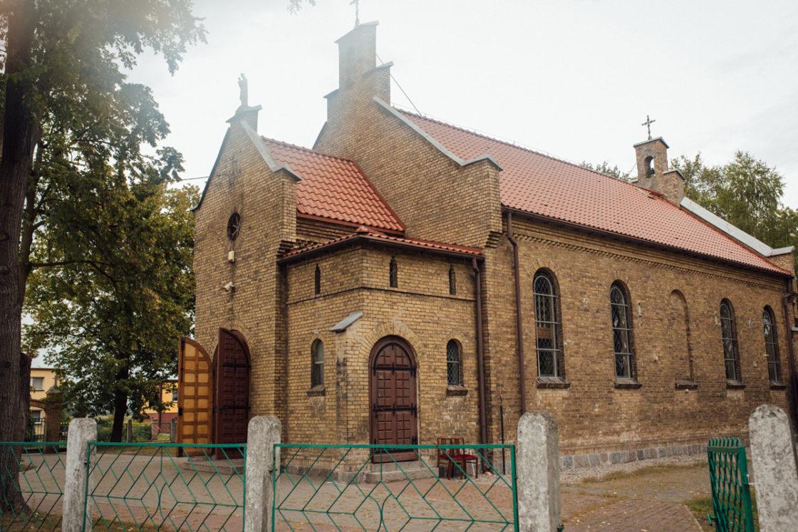 PALACE WIERZBICZANY – A WEDDING IN GNIEWKOWO 16