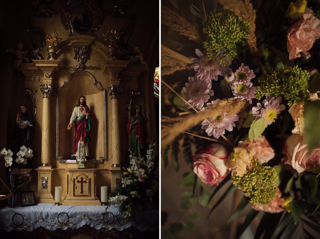 PALACE WIERZBICZANY – A WEDDING IN GNIEWKOWO 17