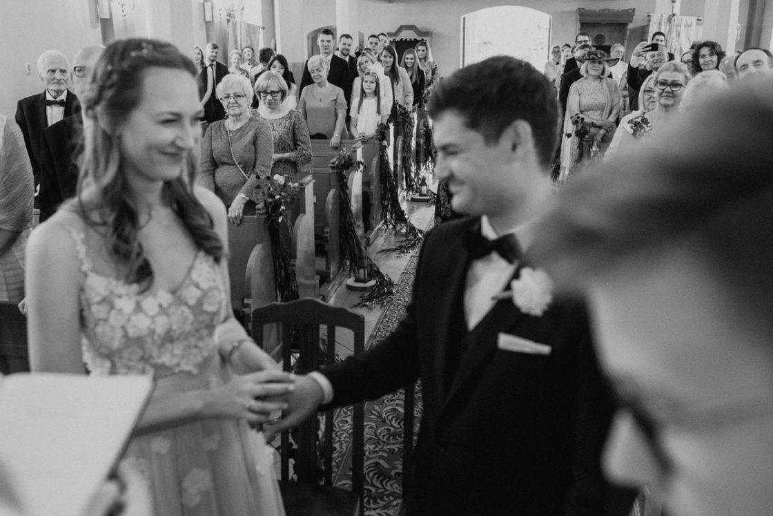 PALACE WIERZBICZANY – A WEDDING IN GNIEWKOWO 22