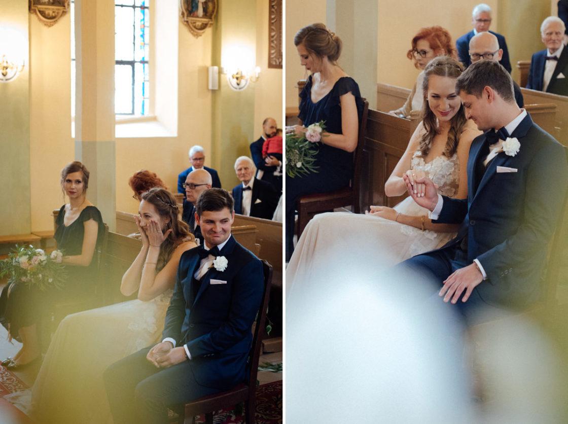 PALACE WIERZBICZANY – A WEDDING IN GNIEWKOWO 24