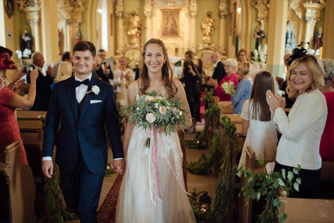 PALACE WIERZBICZANY – A WEDDING IN GNIEWKOWO 26