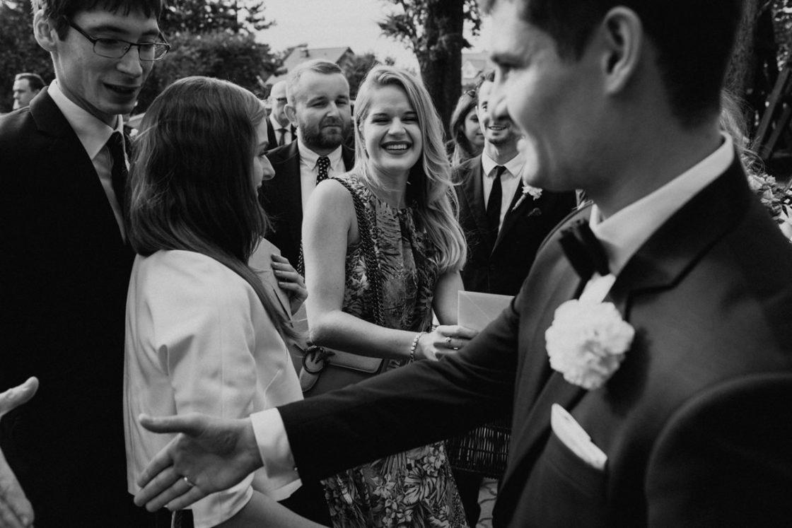 PALACE WIERZBICZANY – A WEDDING IN GNIEWKOWO 30